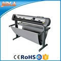 Vinyl/sticker low price luxurious blue color cutting plotter machine
