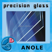 Anole high heat resistant borosilicate searchlight High transmittance Microwave oven tray Float Plate Glass