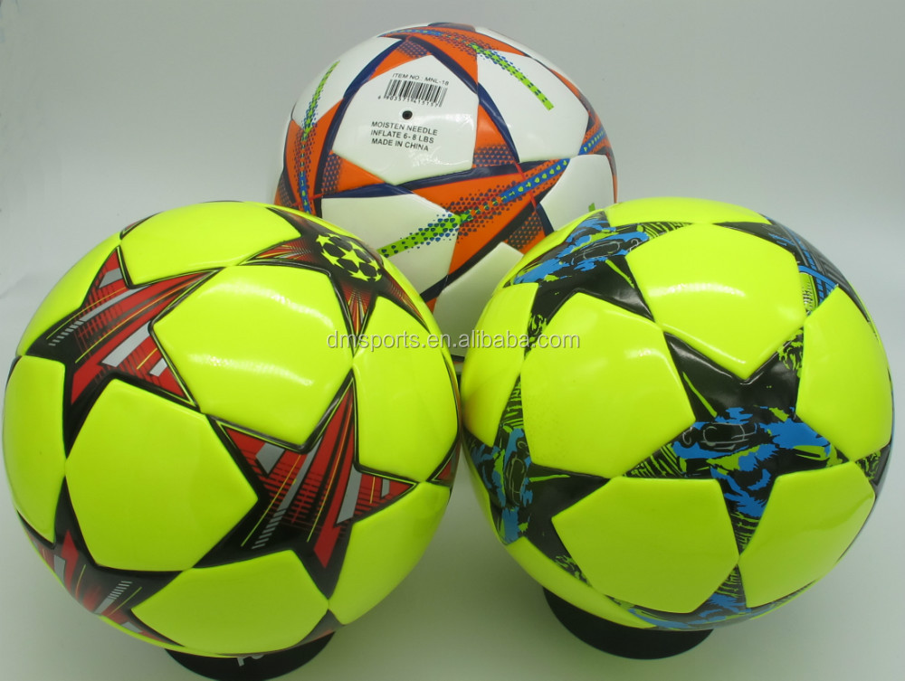 Xidsen training soccerball size 5,Futsal,TPU 2.0 EVA seamless football,Newdesign football