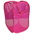 Storage Nylon Cartoon Foldable pop-up hamper