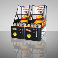 Street Basketball Arcade Game Machine With