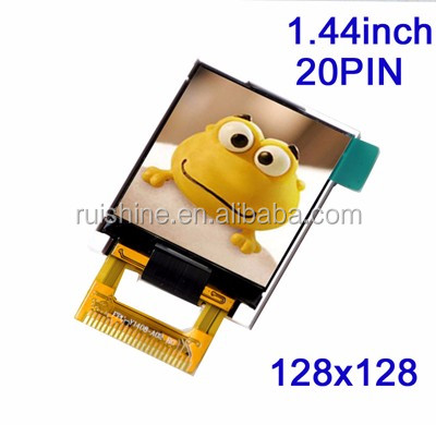 "very small 1.44"" inch SPI serial TFT display module"