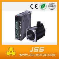 High quality 220V 1KW three phase electric ac servo motor with driver servo motor