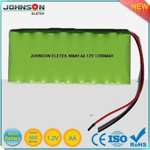 wide varieties the one less power consumption of the aaa 1.2v ni-mhrechargeable battery made in china