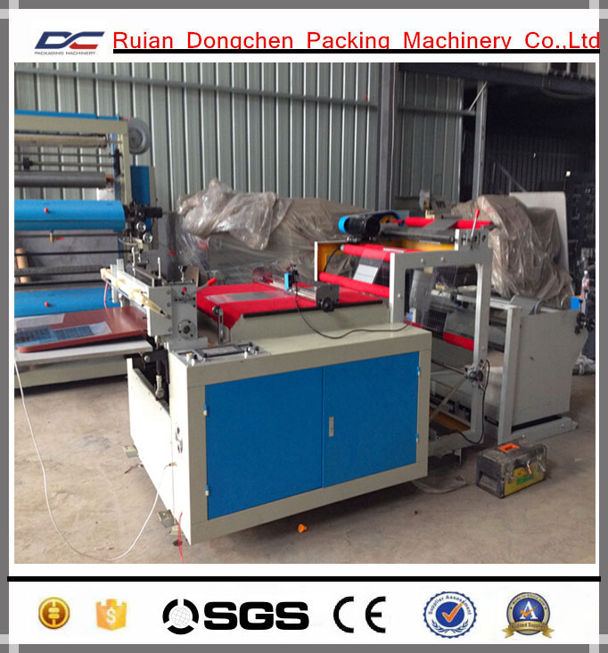 high precision auto roll PET PVC PE BOPP sheet cutting machine