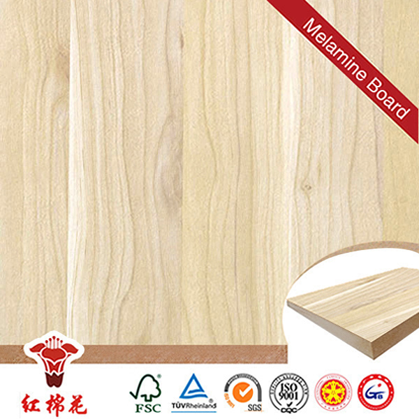 Cheap indonesia raw mdf board in china