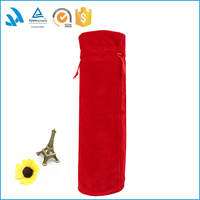 Wholesale eco-friendly dust bags drawstring wine bottle bag gift dust bags