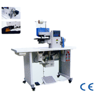 Shoe machine manufacture Auto - cementing edge folding machine QF - 298 shoe making machine
