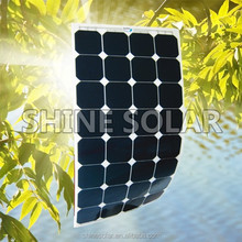 100W folding solar panel kit /12V battery charger motorhome,caravan,boat,camping