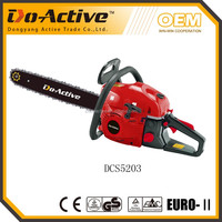 DCS5203 Chain Saw SaleNew DesignGasoine Chain Saw 5200