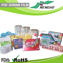 plastic film polyolefin shrink film wrap eggs packaging