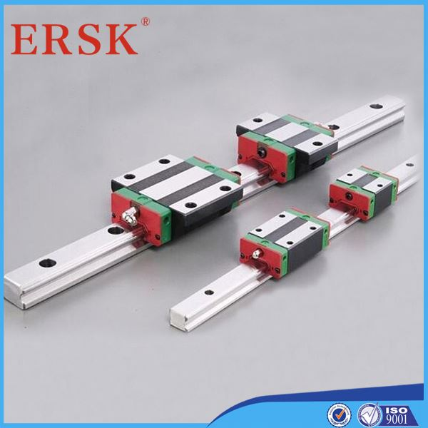 Good Service China Low Price Linear Guide Rail Hiwin Linear Guide Rail HGW25