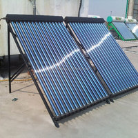 Mini Evacuated Tube Solar Thermal Collector