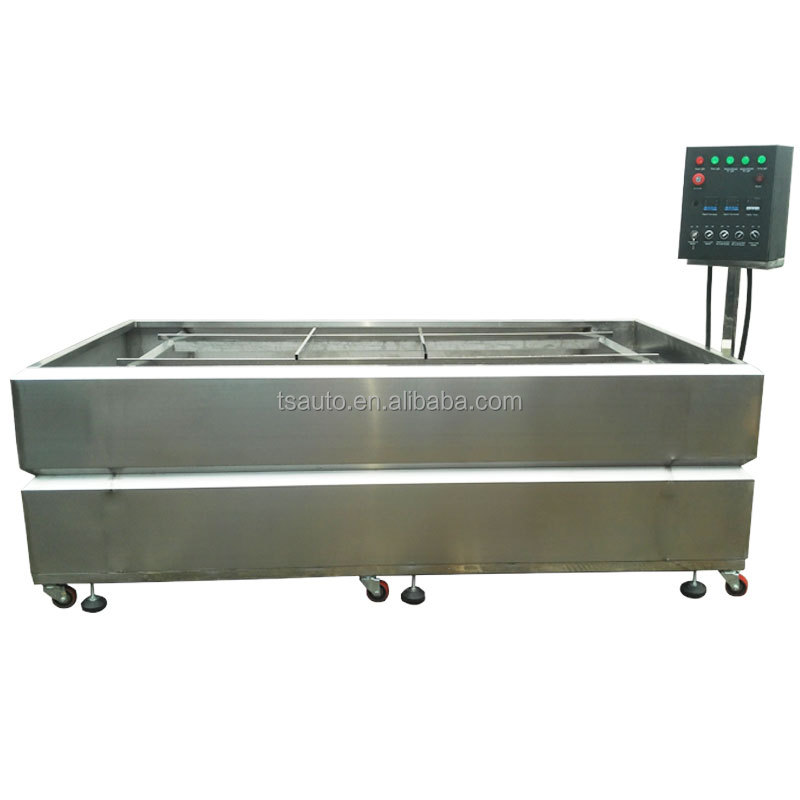TSAUTOP customized water transfer printing equipment hydrographic dipping tank