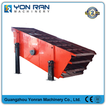Trade assurance customized mining/coal/metallurgy linear vibrating screen with good price