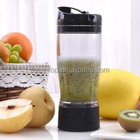 new products household 2016 hydration bottle / battery smoothie blender
