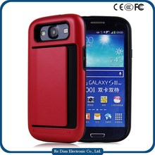 High Quality Fashion Mobile Phone Shell Back Cover for Samsung Galaxy S3 i9300