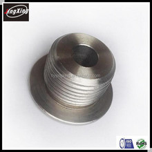 Factory price CNC Turned Machining Threaded hollow screw
