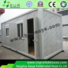 New design best price 20ft prefab container home or office