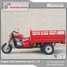 2017 Top Sales Nigeria Popular Model Cargo Loading Motorcycle Drift Trike / Passenger Tricycle Doubel Usage