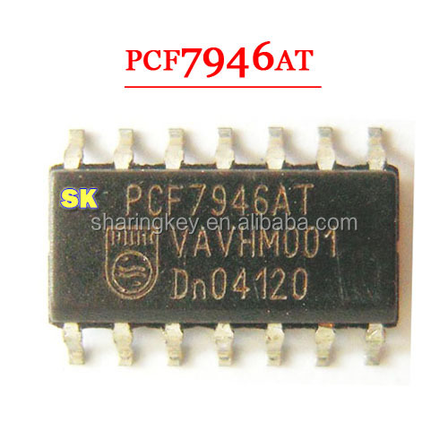 Best Price PCF7946AT transponder chip For Renault In stock Now