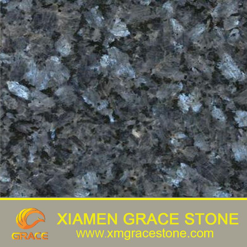 Polished Surface Finishing and 2 - 3 Granite Density (g / m ) Norway Blue Pearl Granite