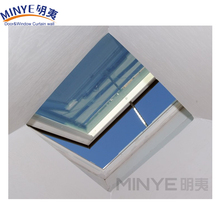 aluminum frame building roof glass skylight/ventilate opening roof skylight home window aluminum skylight