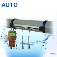 Non Contact Flow Sensor/Water Handheld Ultrasonic Flow Meter