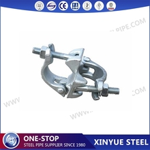 Galvalized hot Drop forged Scaffolding clamp/swivel coupler