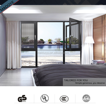 Hot sale french aluminium door and window