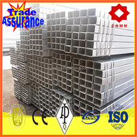 Trade Assurance Product!China square construction pipe