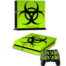 Vinyl sticker for ps4 console sticker decal for ps4 skin sticker wholesale price