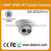 low price hikvision ceiling dome 1.3 mp mini dome camaras DS-2CD2312-I