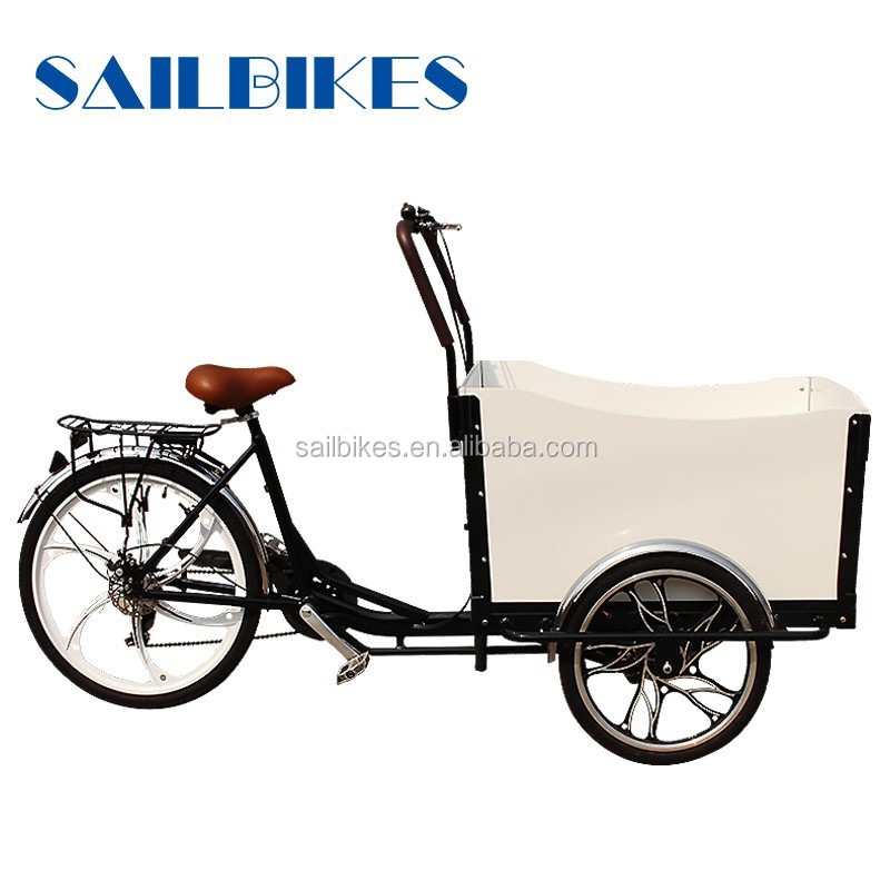 high quality battery powered cargo tricycle jx-t05