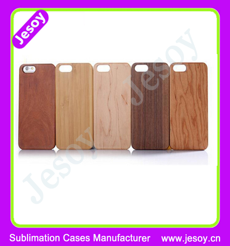 JESOY High Quality Wooden Cell Phone Cases, Mobile Accessories Cover For Iphone Covers