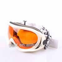 new designer Water transfer printing frame snow boarding goggles water ski goggles Professional manufacturer