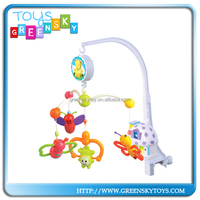 hot selling baby bell with light music