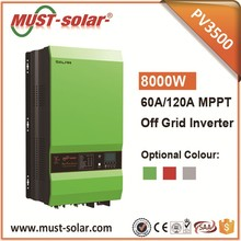 <MUST SOLAR> PV35-10K Pure Sine Wave Low Frequency 8kw 48v silent inverter generator