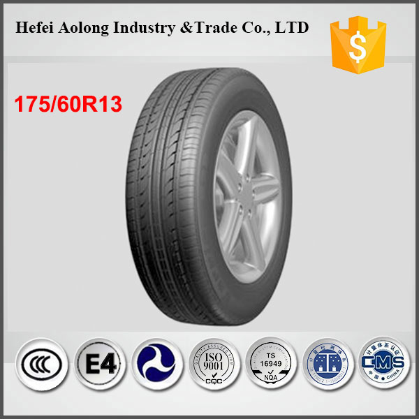 China well-known brand PCR passenger car tire 175/60R13