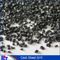 steel grit gh25 for surface derusting for shot blast machine/sand blasters