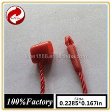 2015 GZ-Time Factory wash care red seal string hang tags wholesale,red seal string hang tags for bags