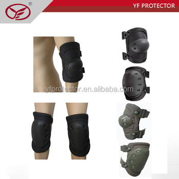 Tactical knee and elbow protector