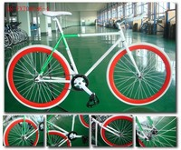 XR-FX700C06-4 CE Appoved Steel 700C Single Speed Fixed Gear Bicycle