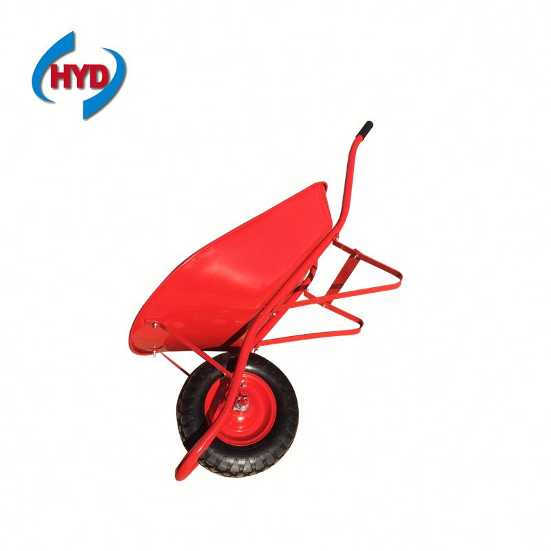 Hot sale construction and garden buy Concrete Wheelbarrow wb7200