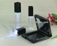 cosmetic tooling container with LED light
