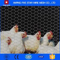 Galvanized Lowes Chicken Wire Cage Mesh Roll From Anping