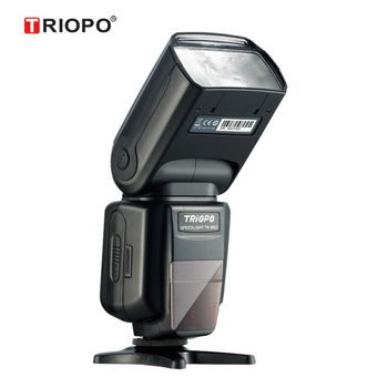 TRIOPO TR-988 universal TTL camera flash light for Canon and Nikon DSLR camera