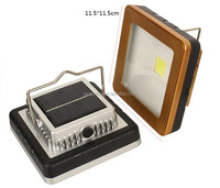 3W COB powerful solar camping light