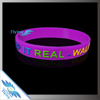 Colors of Salvation Silicone Bracelets With Repentance Christian