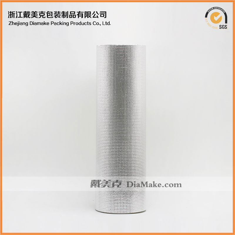 Environmental protection flexible aluminium bubble foil insulation foil XPE foam for Flooring